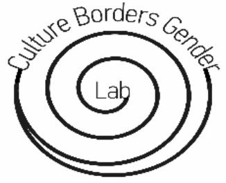 Culture – Borders – Gender / LAB