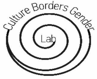 ΕΡΓΑΣΤΗΡΙΟ / Πολιτισμός – Σύνορα – Κοινωνικό Φύλο